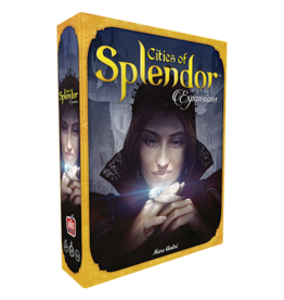 Space Cowboys Splendor: Cities of Splendor