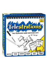 USAopoly Telestrations 8 Player Original