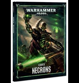 Games Workshop WH40K Codex: Necrons