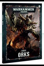 Games Workshop WH40K Codex: Orks