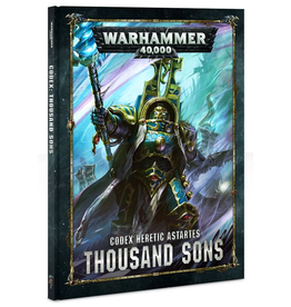 Games Workshop WH40K Codex: Thousand Sons