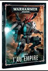 Games Workshop WH40K Codex: T'au Empire