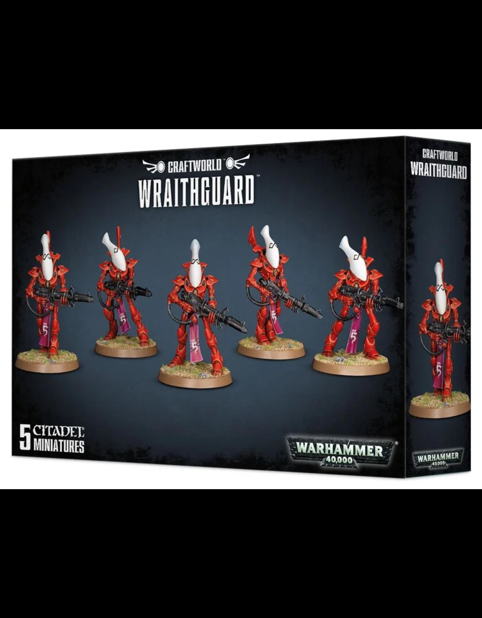 Games Workshop WH40K Craftworlds - Wraithguard