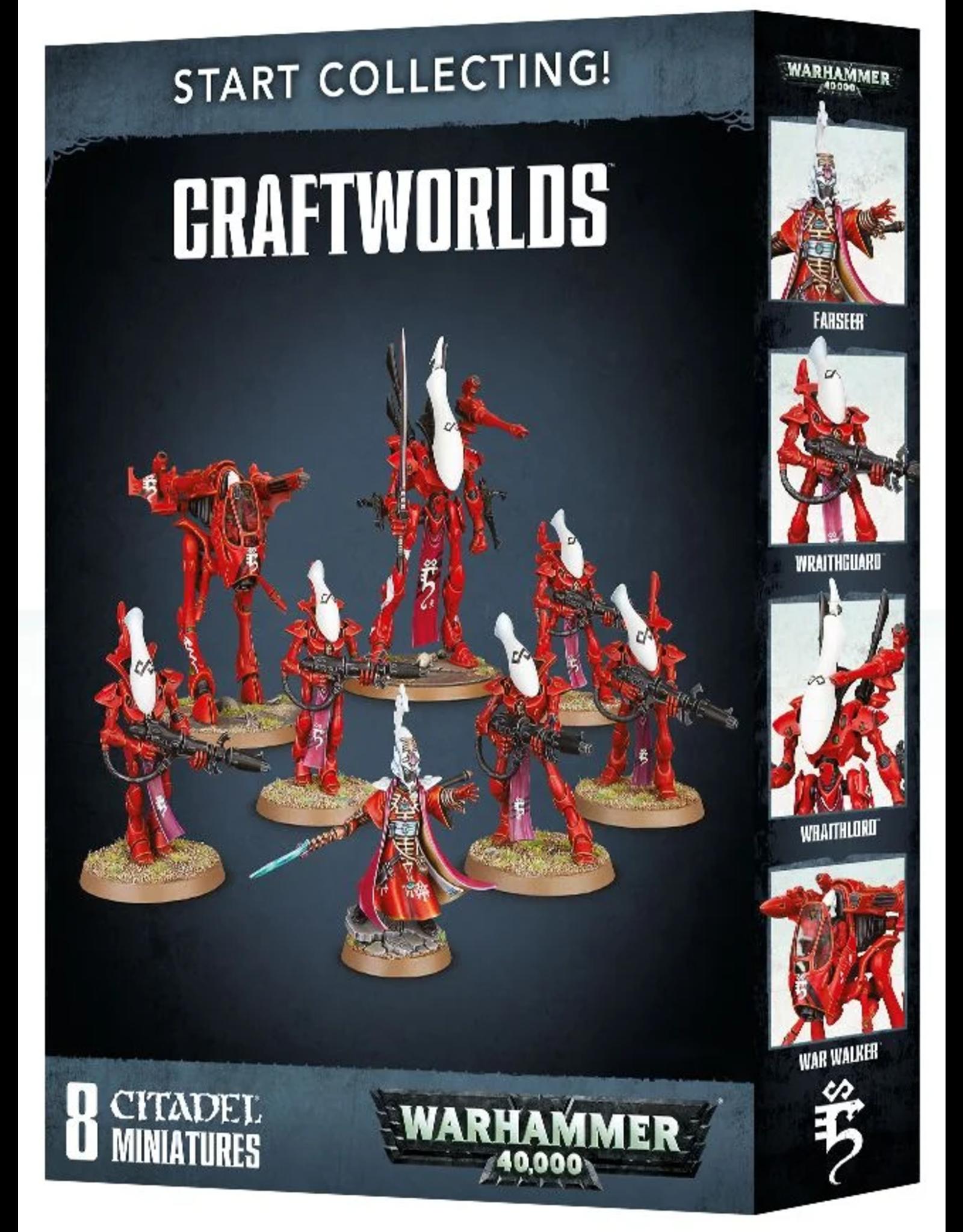 Games Workshop WH40K: Start Collecting Craftworlds