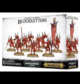 Games Workshop WH40K Daemons of Khorne Bloodletters