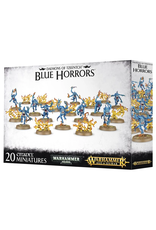 Warhammer 40K WH40K Daemons of Tzeentch - Blue Horrors