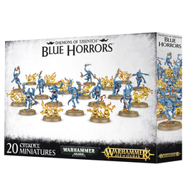 Games Workshop WH40K Daemons of Tzeentch - Blue Horrors