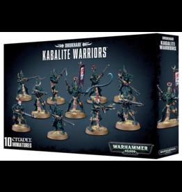 Games Workshop WH40K Drukhari Kabalite Warriors