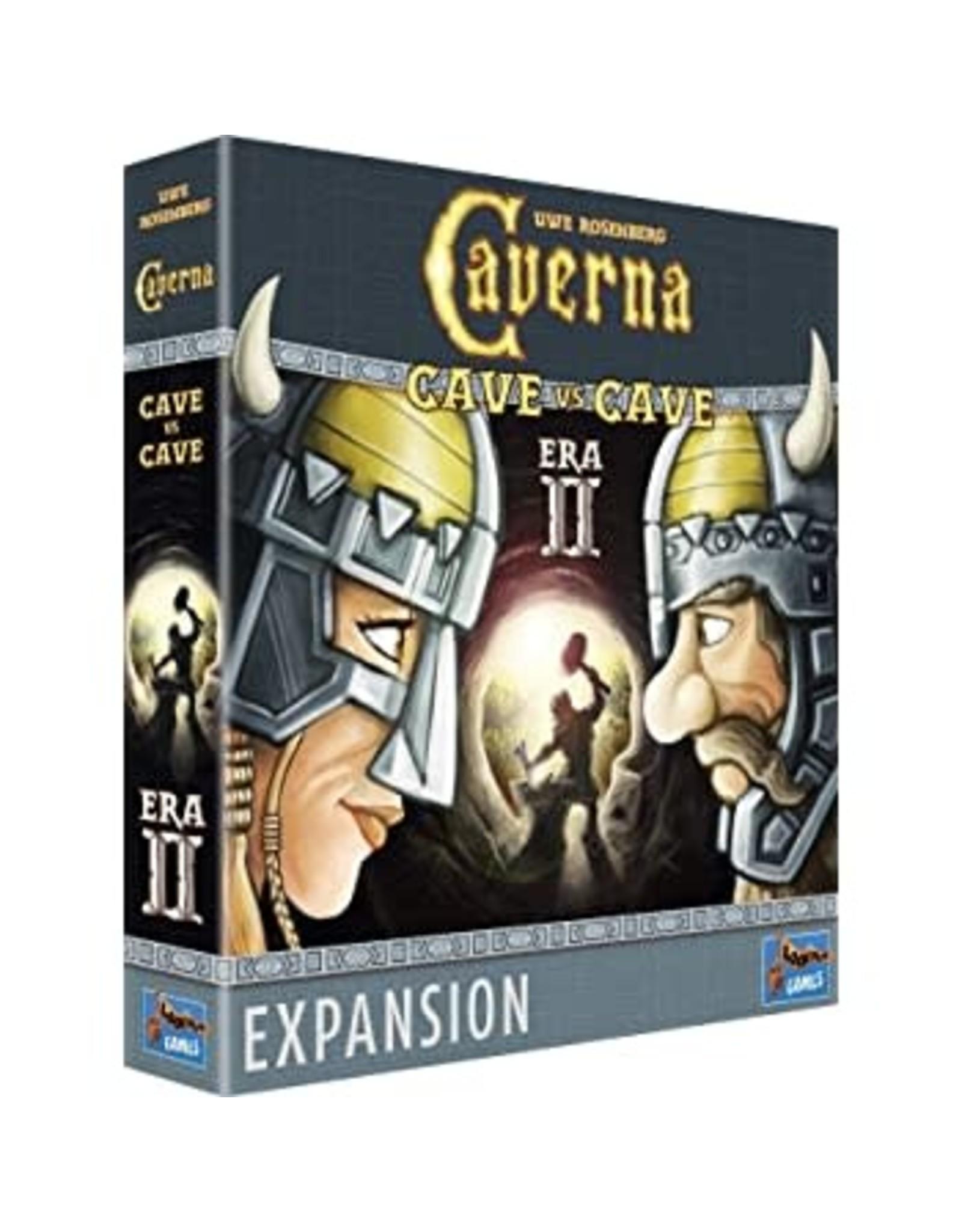 Lookout Games Caverna: Cave vs Cave - Era II
