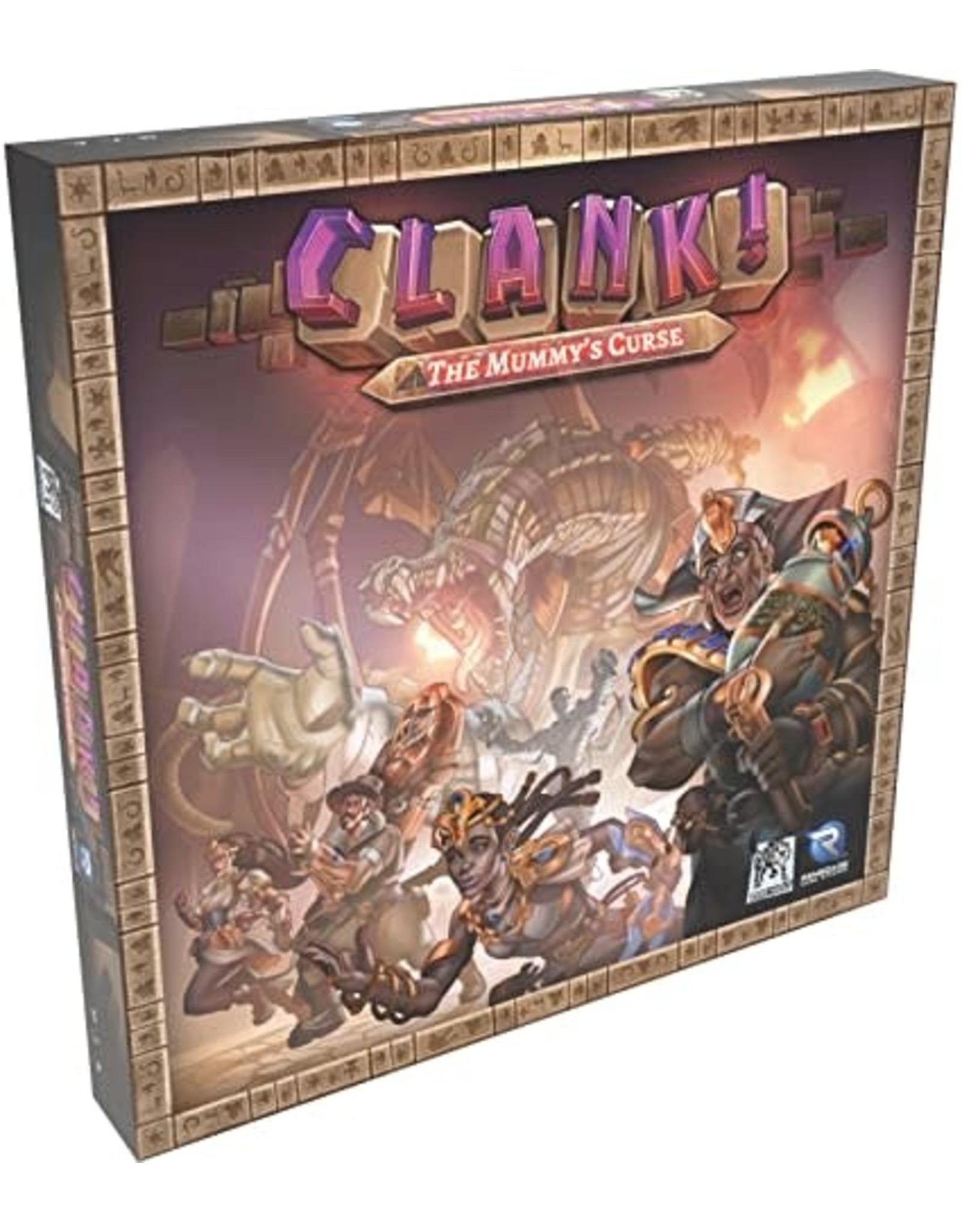 Renegade Game Studios Clank!: The Mummy's Curse