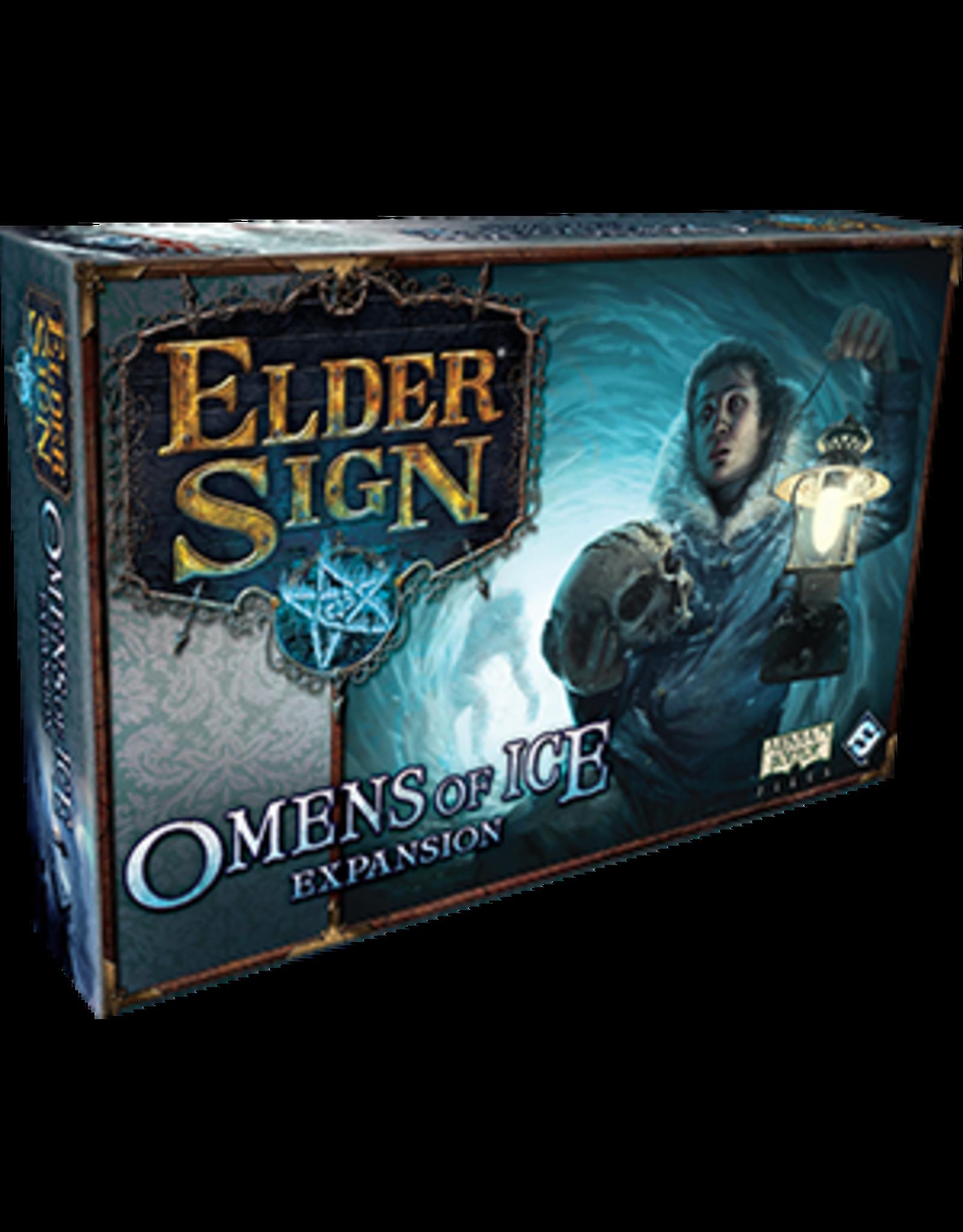 Fantasy Flight Games Elder Sign: Omens of Ice