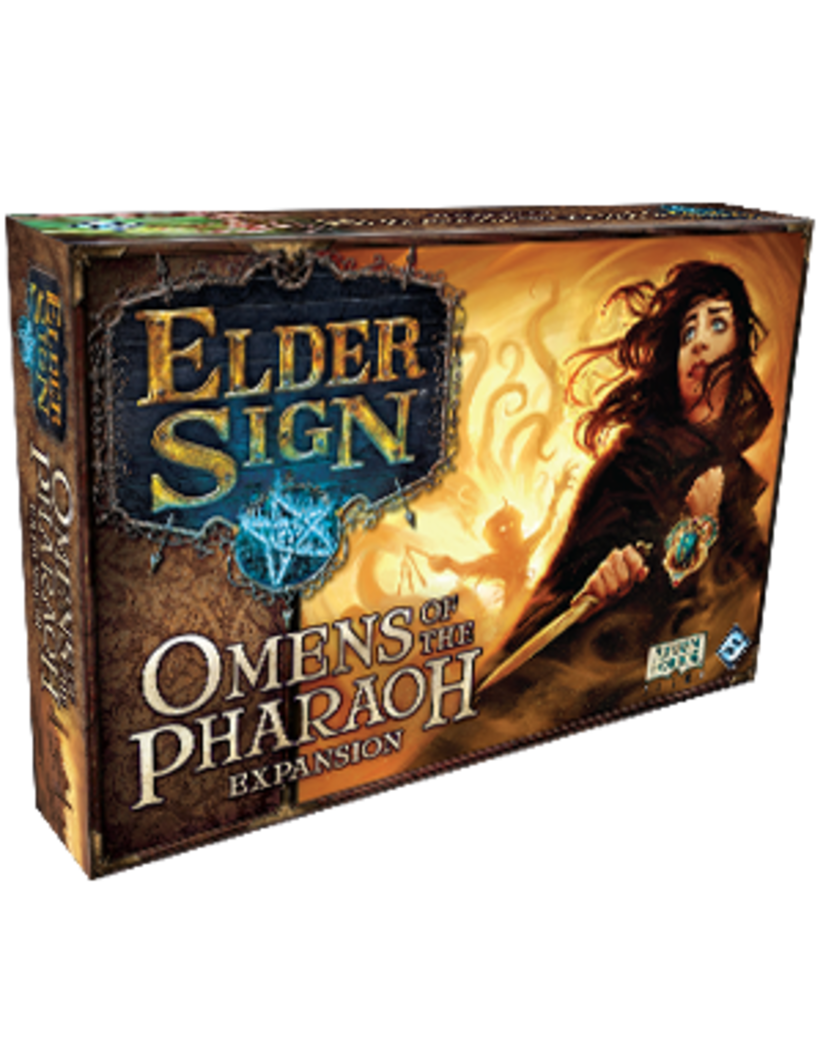 Fantasy Flight Games Elder Sign: Omens of the Pharaoh