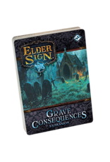 Fantasy Flight Games Elder Sign: Grave Consequences