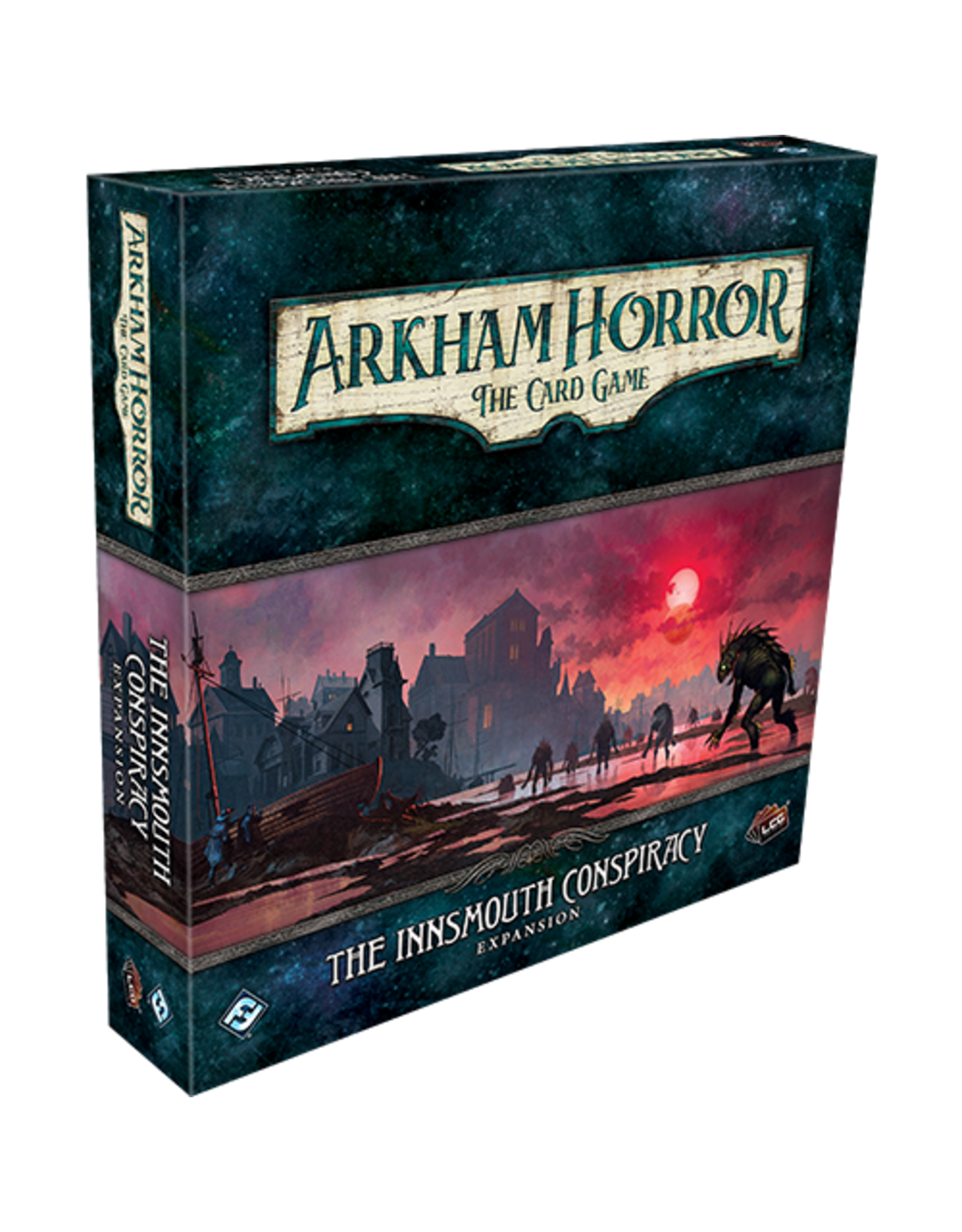 Fantasy Flight Games Arkham Horror LCG The Innsmouth Conspiracy