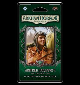Fantasy Flight Games Arkham Horror LCG Winifred Habbamock Investigator Starter Deck