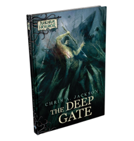 Fantasy Flight Games Arkham Horror - Deep Gate Hardcover