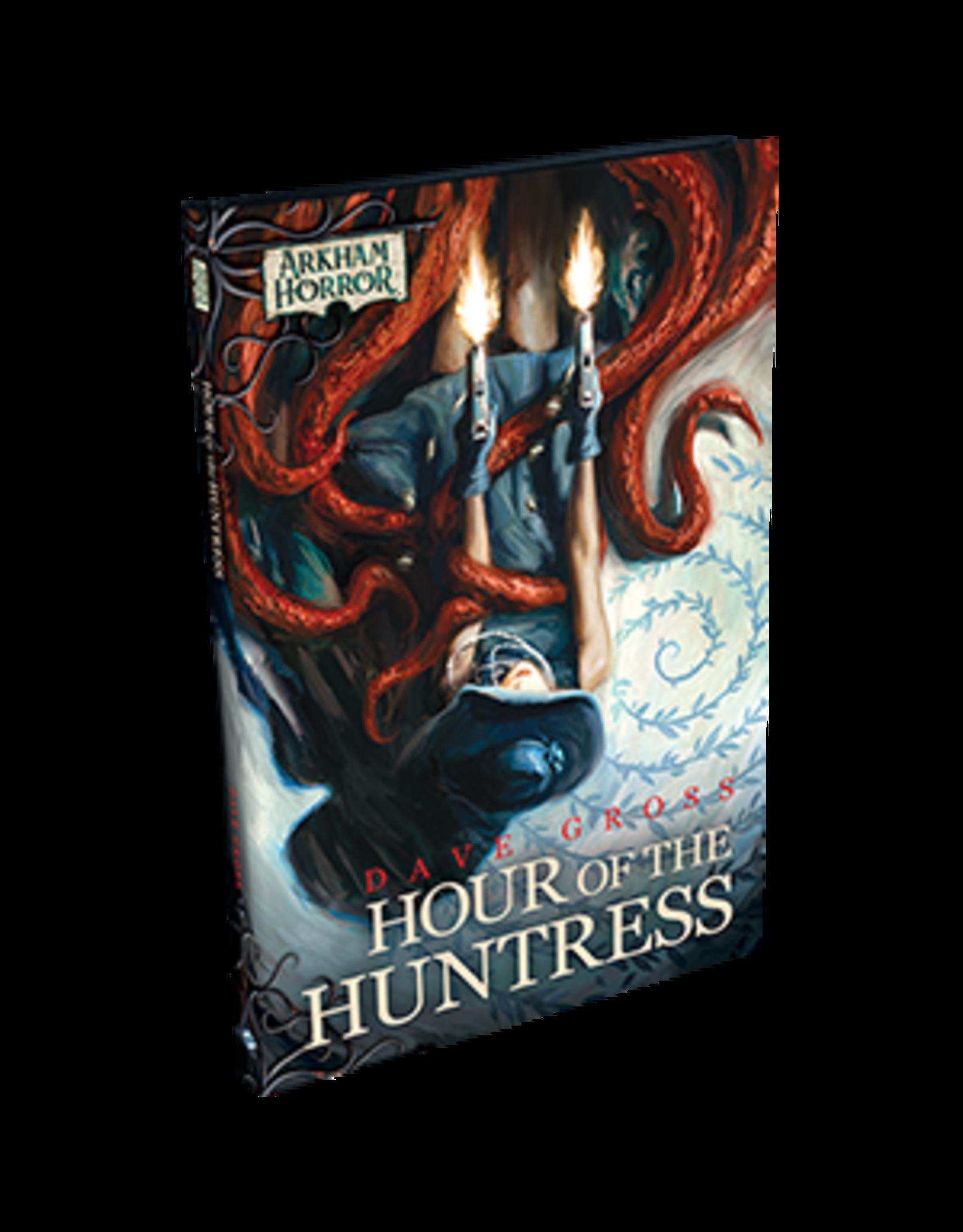 Fantasy Flight Games Arkham Horror - Hour of the Huntress Hardcover