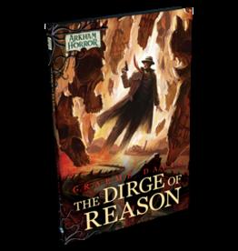Fantasy Flight Games Arkham Horror - The Dirge of Reason Hardcover