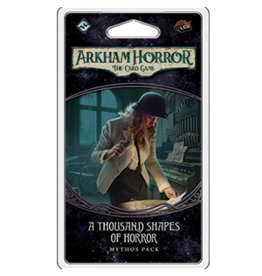 Fantasy Flight Games Arkham Horror LCG A Thousand Shapes of Horror Mythos Pack