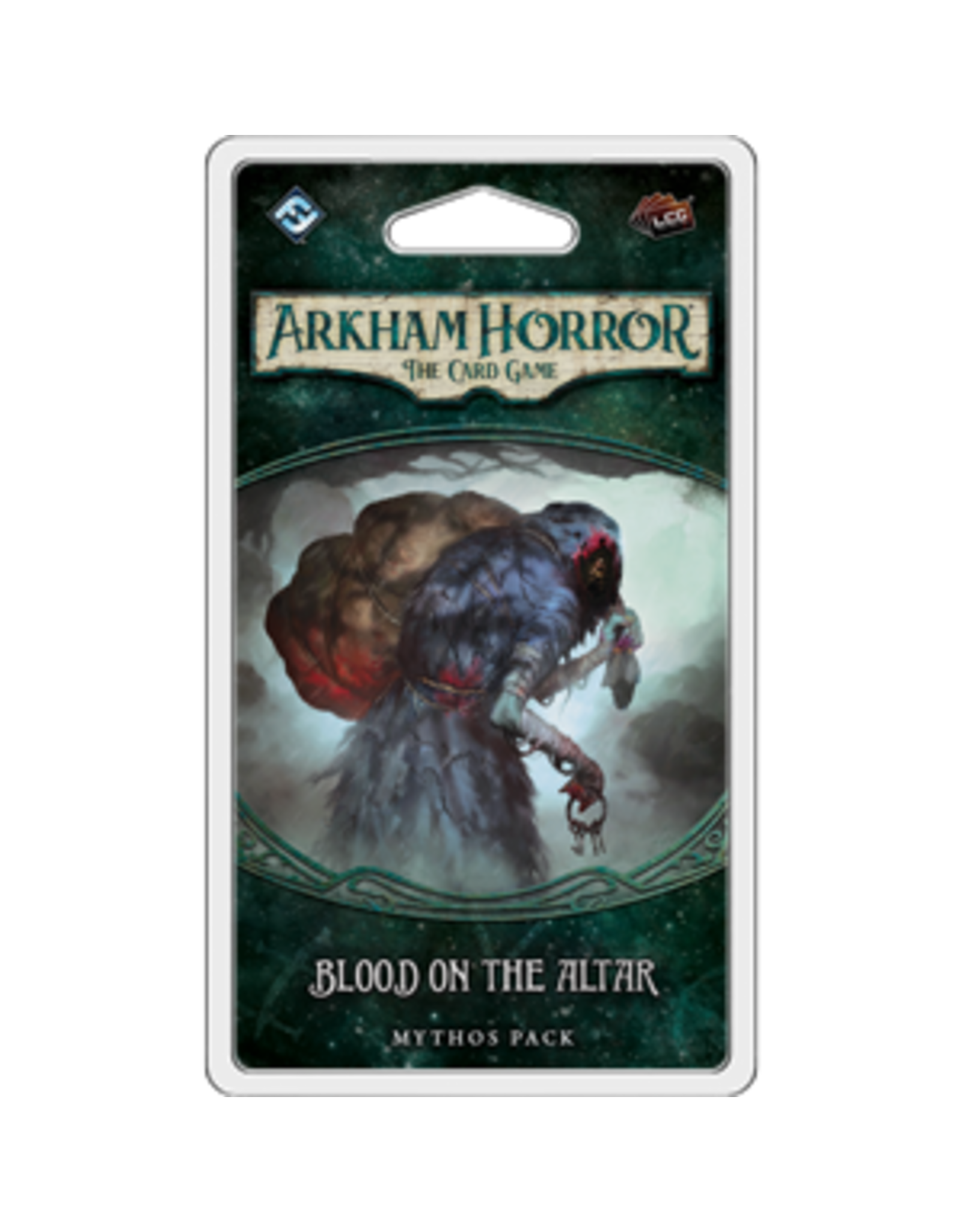 Fantasy Flight Games Arkham Horror LCG Blood on the Altar Mythos Pack