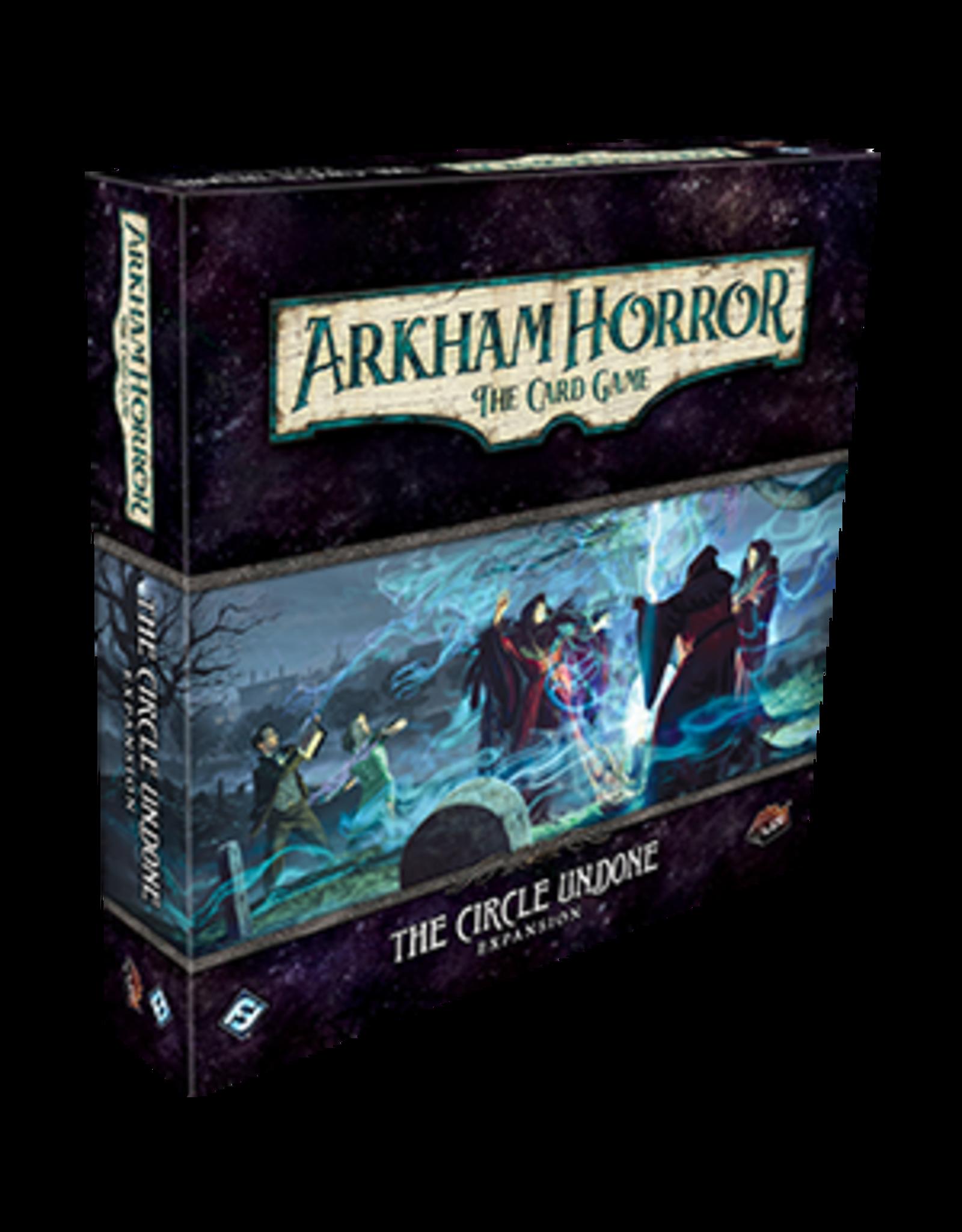 Fantasy Flight Games Arkham Horror LCG Circle Undone Expansion