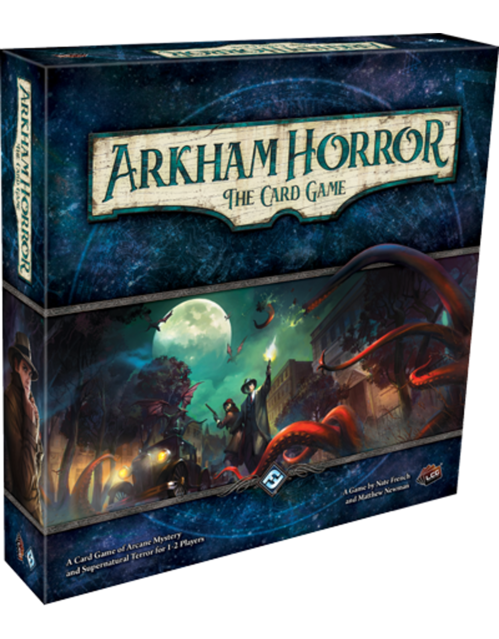 Fantasy Flight Games Arkham Horror LCG Core Set Base