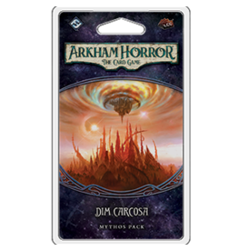 Fantasy Flight Games Arkham Horror LCG Dim Carcosa Mythos Pack