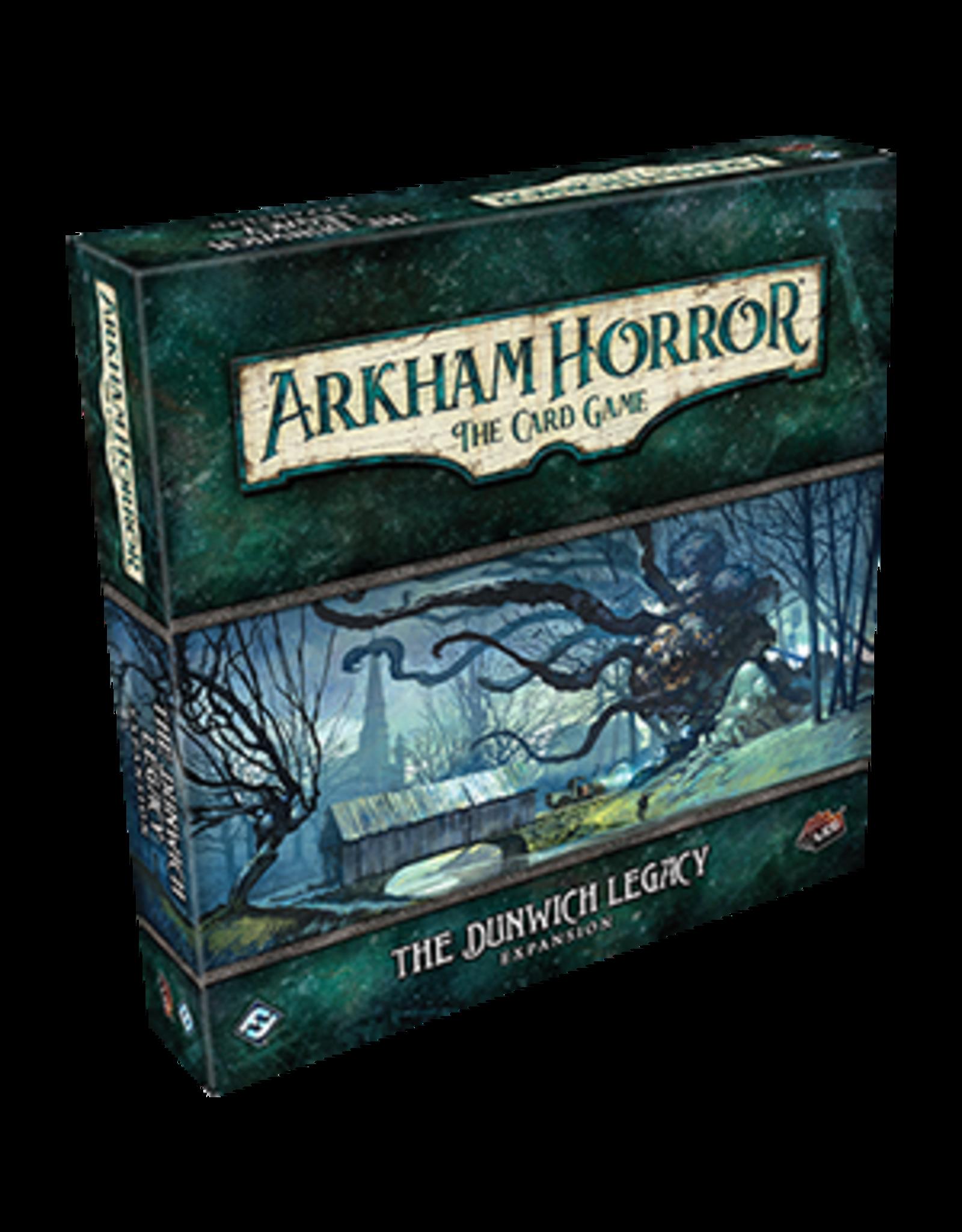 Fantasy Flight Games Arkham Horror LCG Dunwich Legacy Expansion