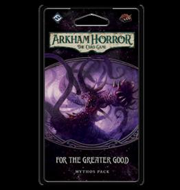Fantasy Flight Games Arkham Horror LCG For the Greater Good Mythos Pack