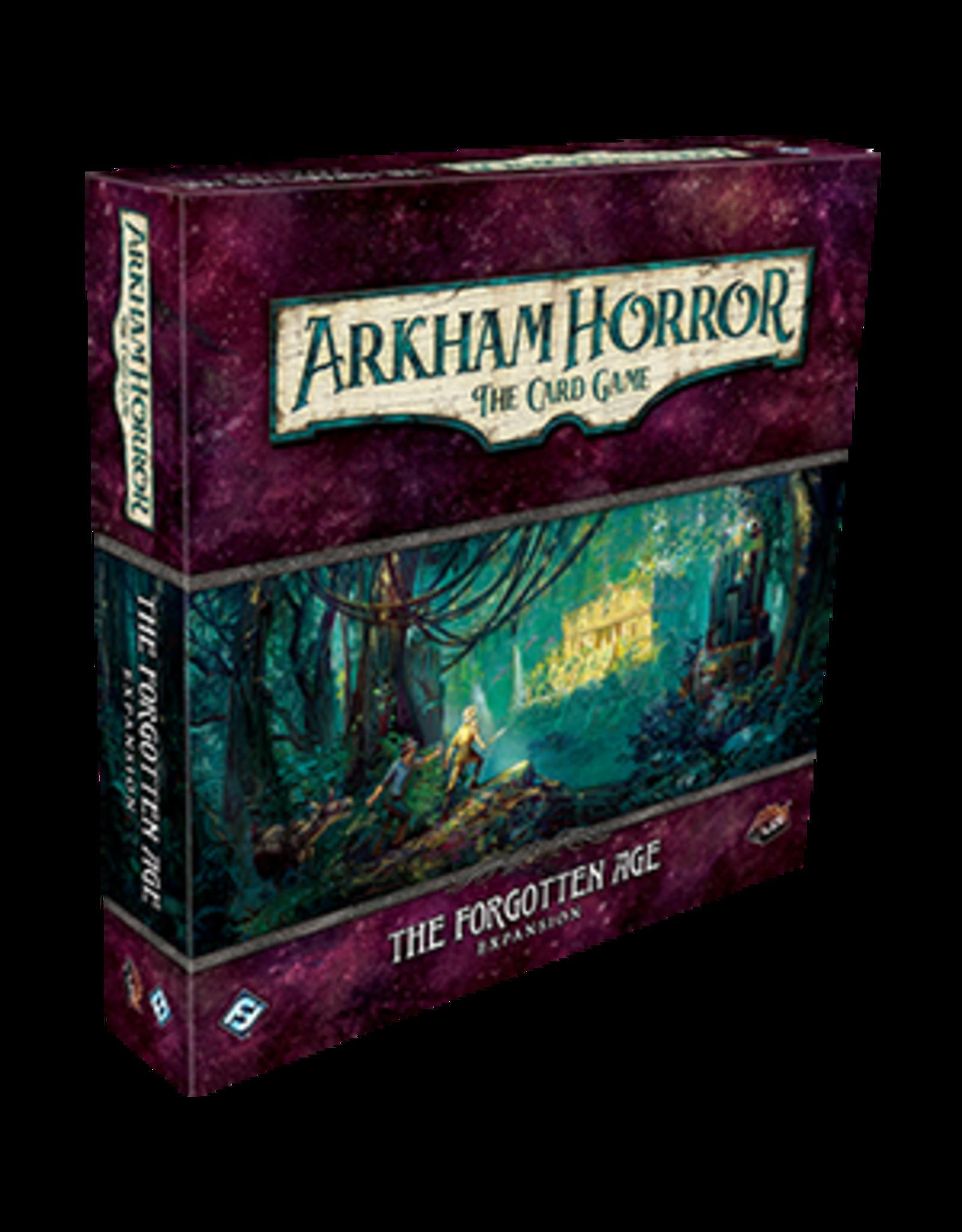 Fantasy Flight Games Arkham Horror LCG Forgotten Age Expansion