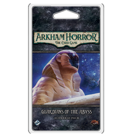 Fantasy Flight Games Arkham Horror LCG Guardians of the Abyss Scenario Pack