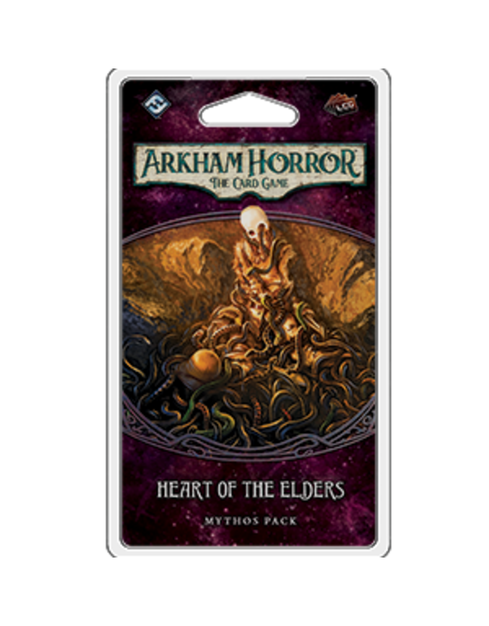 Fantasy Flight Games Arkham Horror LCG Heart of the Elders Mythos Pack