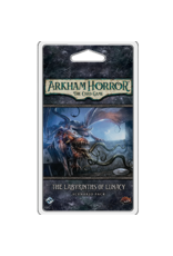 Fantasy Flight Games Arkham Horror LCG Labyrinths of Lunacy Scenario Pack