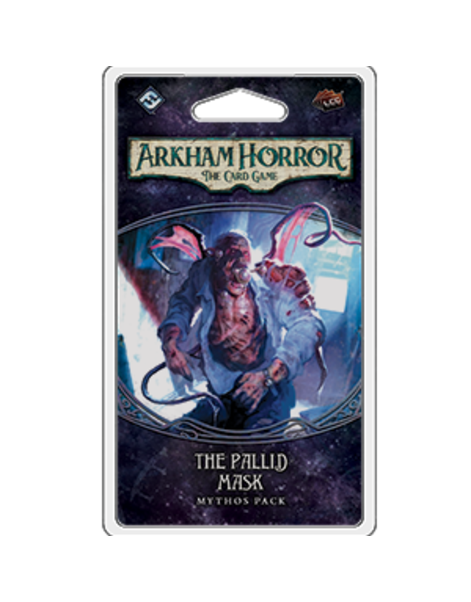 Fantasy Flight Games Arkham Horror LCG The Pallid Mask Mythos Pack