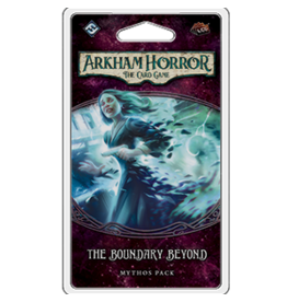Fantasy Flight Games Arkham Horror LCG The Boundary Beyond Mythos Pack