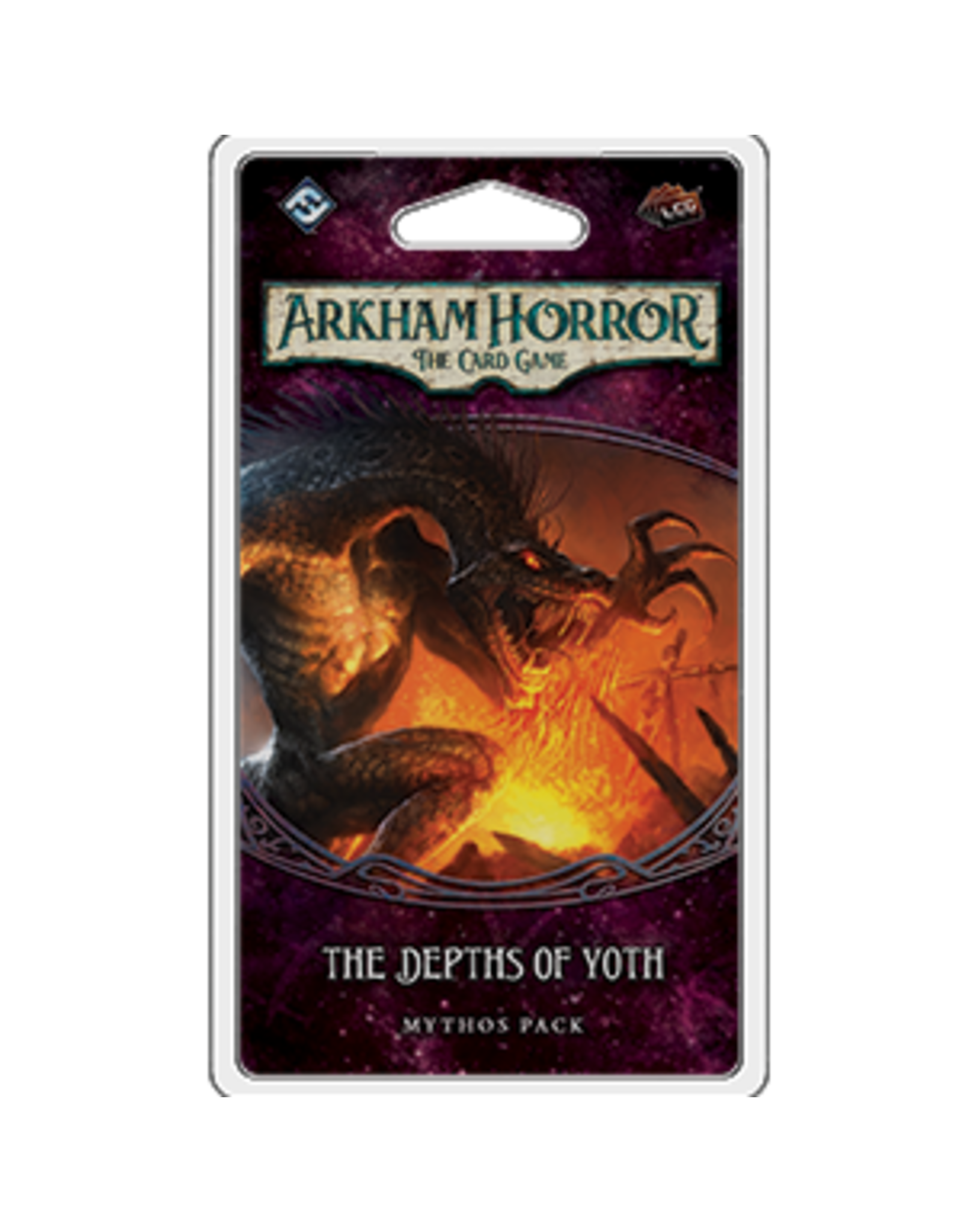 Fantasy Flight Games Arkham Horror LCG The Depths of Yoth Mythos Pack