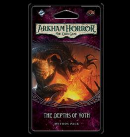 Fantasy Flight Games Arkham Horror LCG The Depths of Yoth Mythos Pack