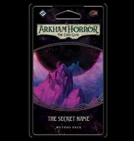 Fantasy Flight Games Arkham Horror LCG The Secret Name Mythos Pack