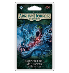 Fantasy Flight Games Arkham Horror LCG Undimensioned and Unseen Mythos Pack