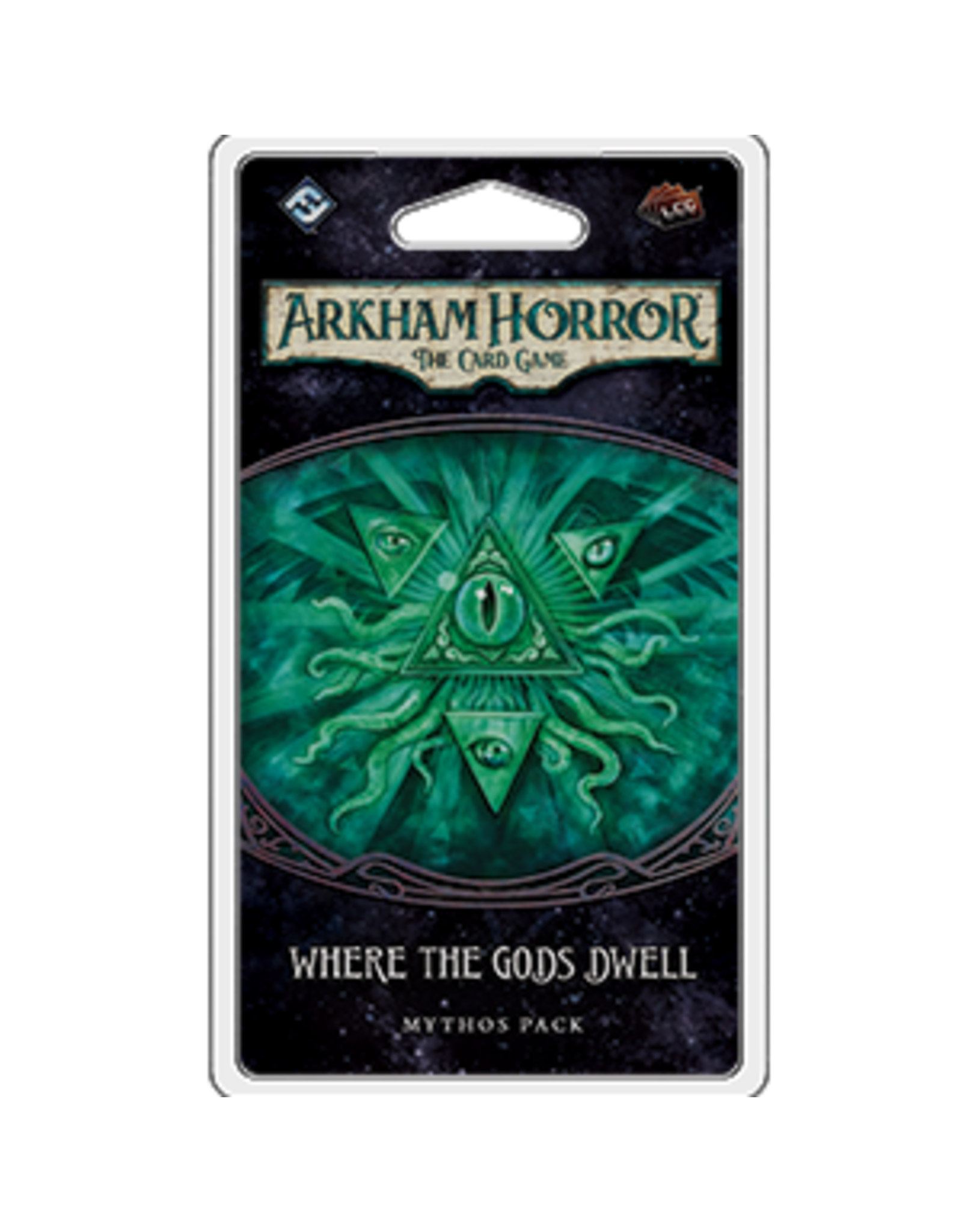 Fantasy Flight Games Arkham Horror LCG Where the Gods Dwell