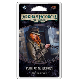 Fantasy Flight Games Arkham Horror LCG Point of No Return Mythos Pack