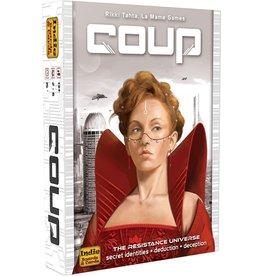 Indie Games COUP