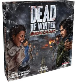 Plaid Hat Games Dead of Winter - Warring Colonies