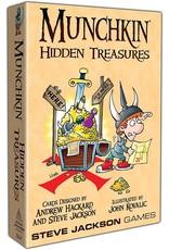 Munchkin: Hidden Treasures w/ bonus