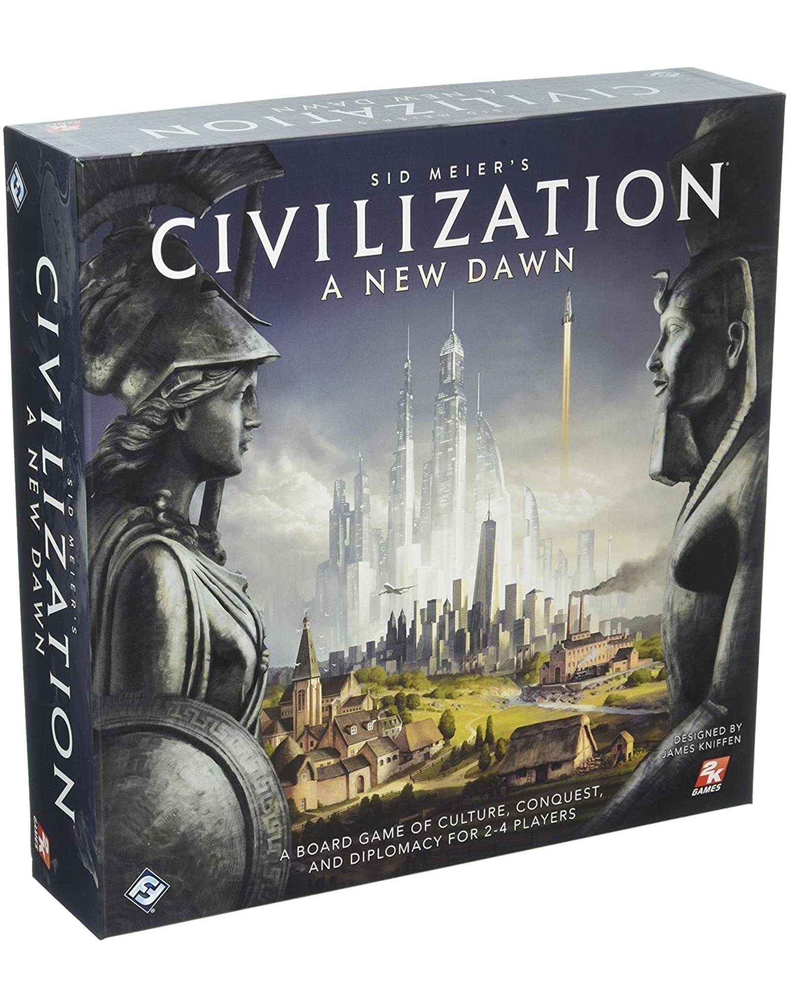 Fantasy Flight Games Sid Meier's Civilization - A New Dawn