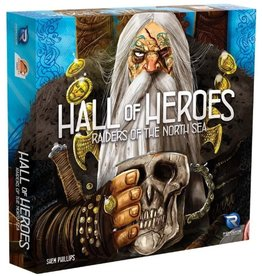 Renegade Game Studios Raiders of the North Sea: Hall of Heroes