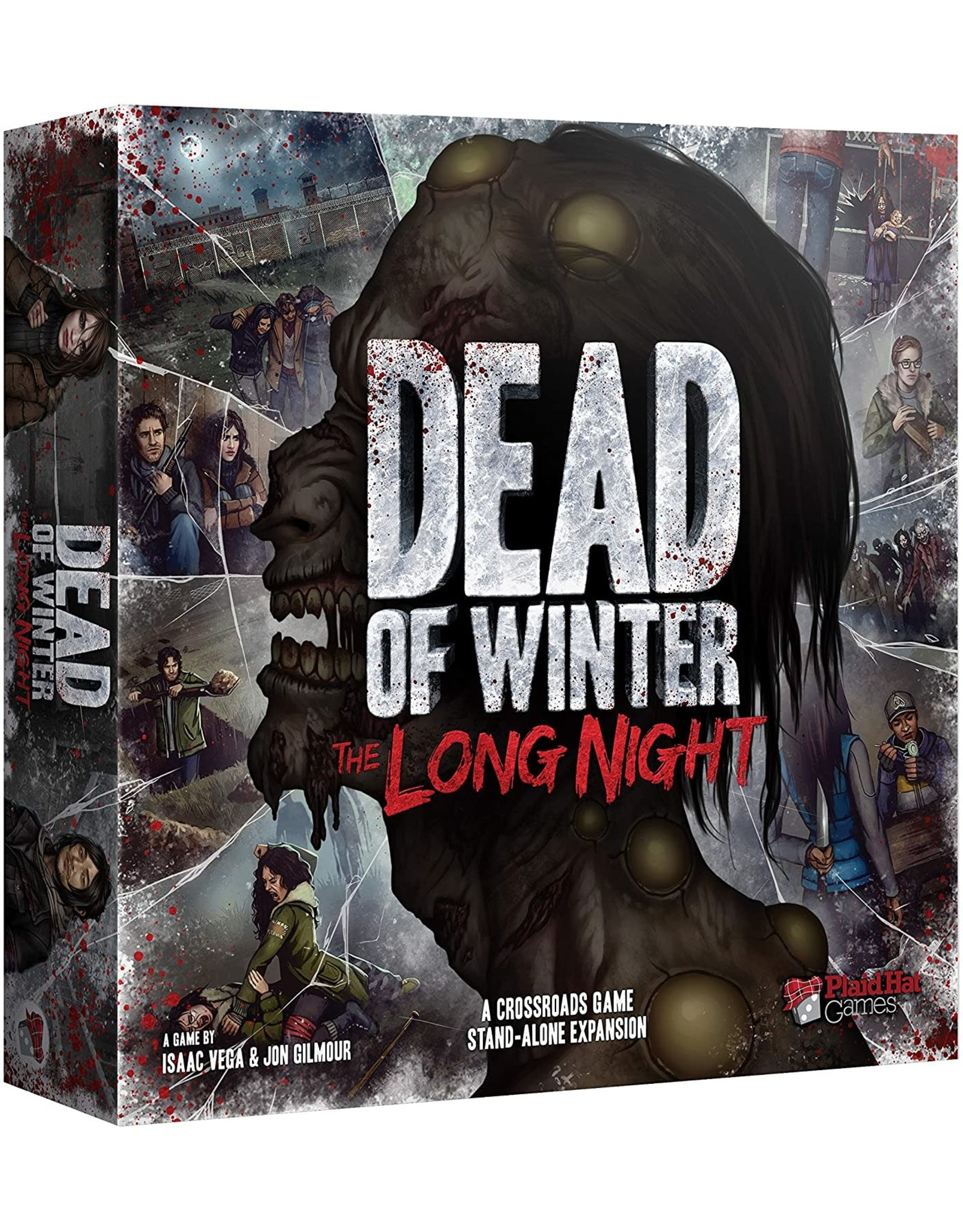 Plaid Hat Games Dead of Winter: The Long Night