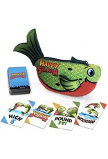 Happy Salmon - Green