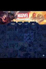 Fantasy Flight Games Marvel Champions 1-4 player mat