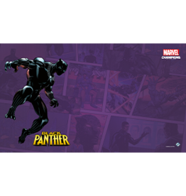 Fantasy Flight Games Marvel Champions Black Panther Mat